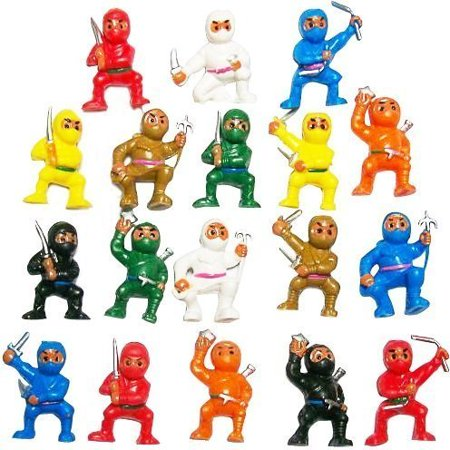 Mini Karate Toy Figurines Variety Pack of 50 (Party Favors)Comes Packaged in Commercial Grade Shipping Supplies By CollectsNHobbies for $<!---->