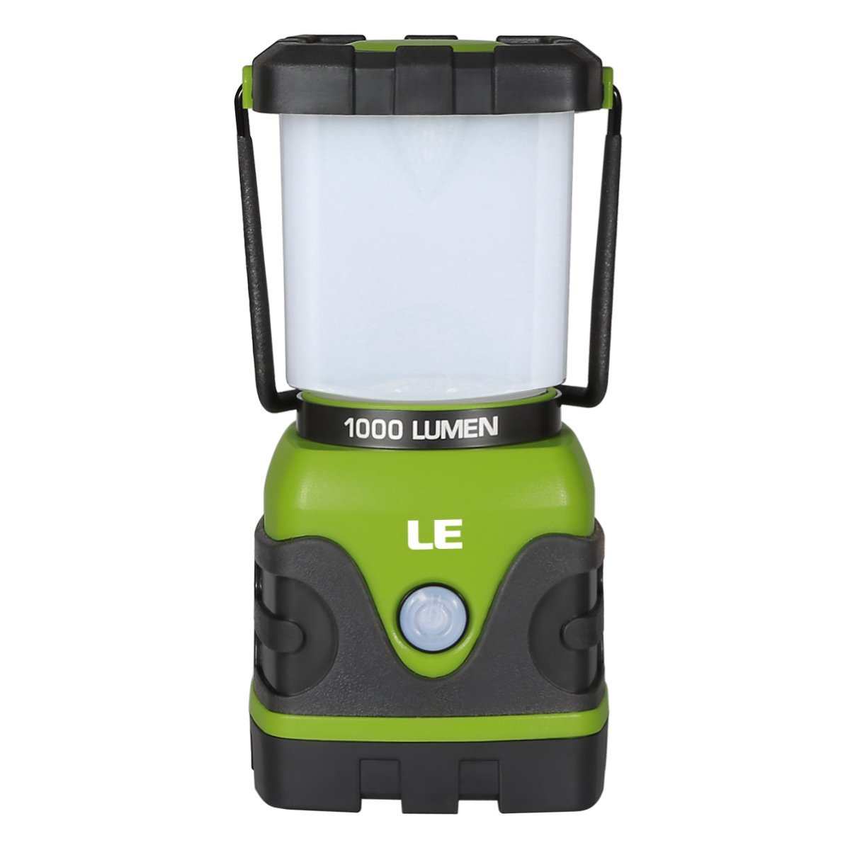 Lighting Ever 1000lm Dimmable Portable Led Camping Lantern 4 Modes Water Resistant Light