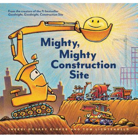 Mighty, Mighty Construction Site (Hardcover) (Best Site To Site Vpn)
