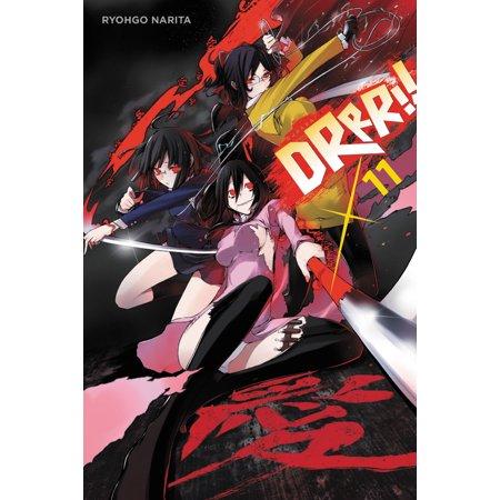 Durarara!!, Vol  11 (light novel) - eBook
