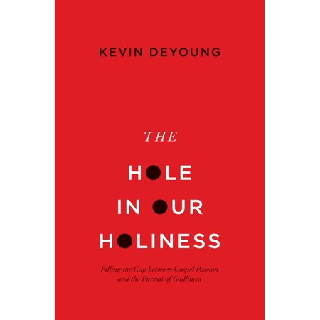 The Hole in Our Holiness : Filling the Gap Between Gospel Passion and the Pursuit of