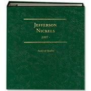 Littleton Coin LCA72 Jefferson Nickel Album 2007 Vol. III- Case of 18