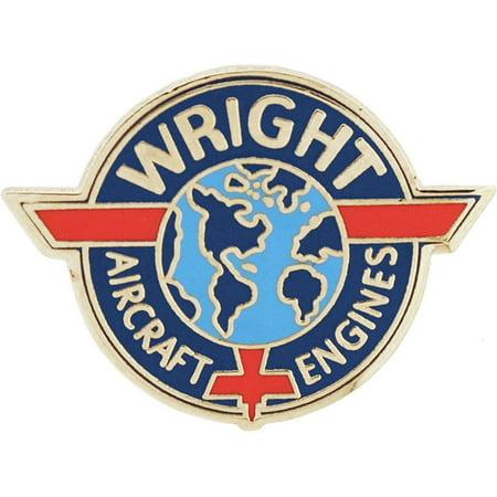 - Wright Aircraft Engines Pin 1