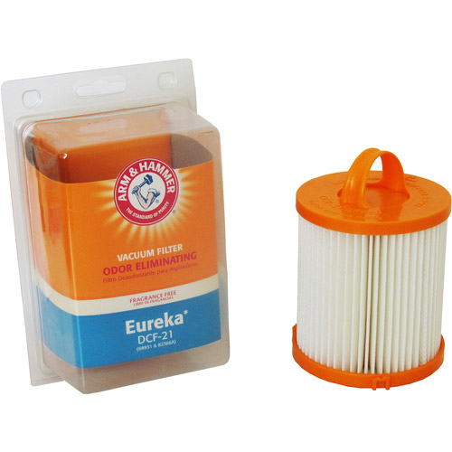 Arm & Hammer Odor-Eliminating Vacuum Filters, Eureka DCF-21