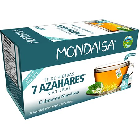 Mondaisa Mondaisa Herbal Tea 20 Ea Walmart Com