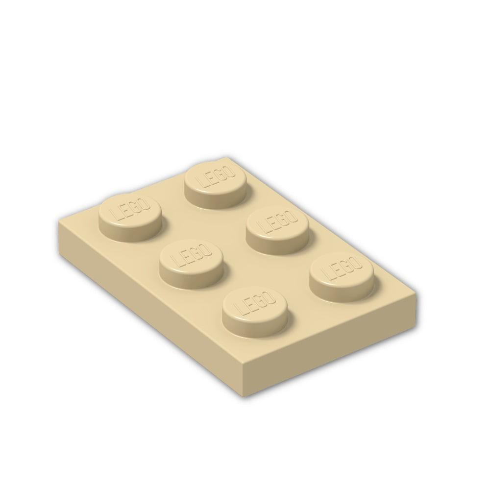 Lego Piastra Piatta 2x3 3x2 Choose Color 3021 Nuovo