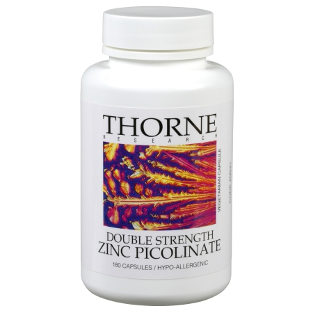 Thorne Research Double Zinc Picolinate 180 caps