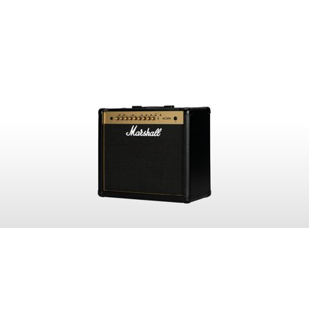 Marshall 100 Watt 2x12 Combo Amplifier w/4 Programmable Channels, FX, MP3 Input - Two-Way Footswitch