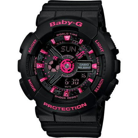 Baby-G Ana Digi Ladies Watch BA111-1ACR