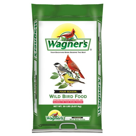 Wagner's 20 lb. Four Season Wild Bird (Exotic Bird Food)