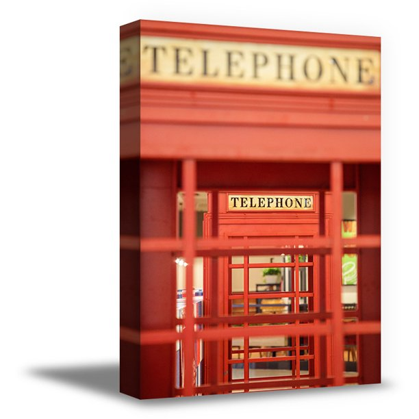 Awkward Styles Stylish Canvas Decor London Wall Art Decor London Telephone Booths Poster Uk Decor For,Childrens Bedroom Kids Bedroom Furniture Sets
