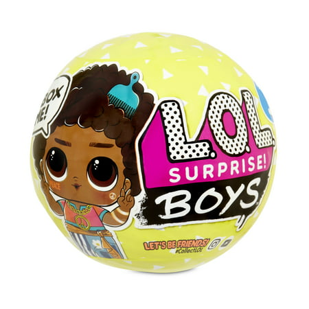 L.O.L. Surprise! Boys Series 3 Doll