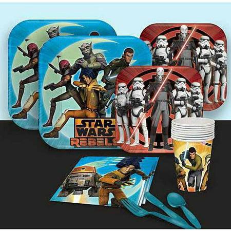 Star Wars Rebels Party Pack Walmart Com
