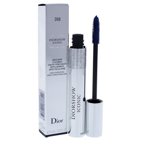 DiorShow Iconic High Definition Lash Curler Mascara - 268 Navy Blue by Christian Dior for Women -