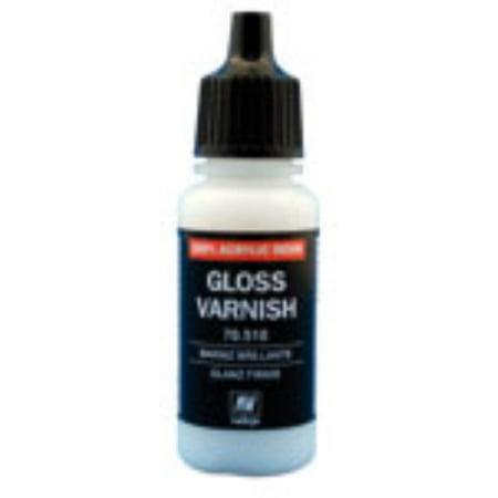 Gloss Varnish (2 oz.) New (gloss fluid medium and varnish)