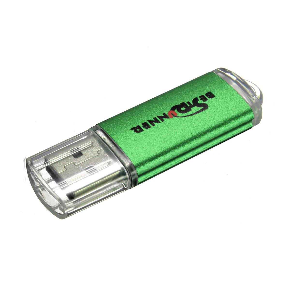 BESTRUNNER Pendant 8GB USB 2.0 Flash Drive Pen Bright Memory Stick Thumb Disk Gift