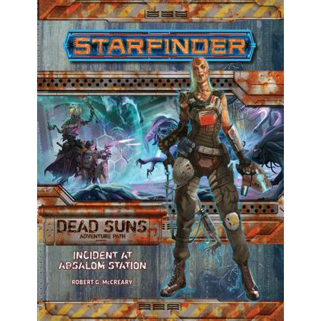 Starfinder Adventure Path: Incident at Absalom Station (Dead Suns 1 of - Day Of The Dead Crafts