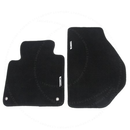 Fit 00-09 HONDA S2000 Custom Premium Nylon Black Floor Mats Carpet AP1 AP2 For 2000 2001 2002 2003 2004 2005 2006 2007