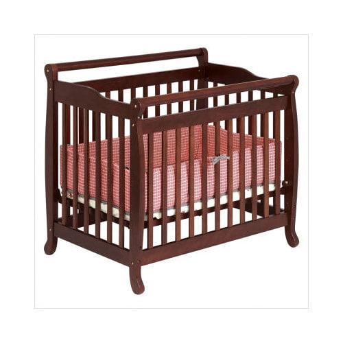 Bundle-49 DaVinci Emily Mini 2-in-1 Convertible Crib in Espresso (Set of 3)
