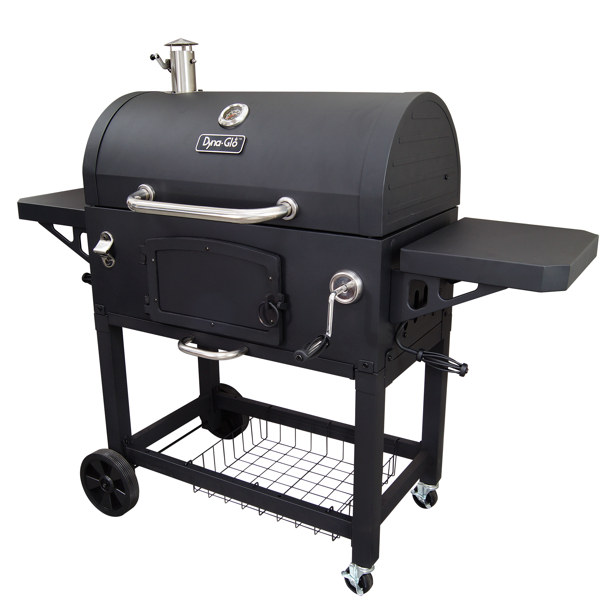 Dyna-Glo DGN576DNC-D X-Large Heavy-Duty Charcoal Grill by GHP Group, Inc.