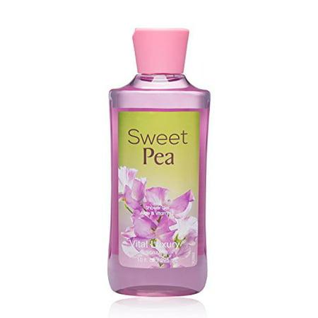 Signature Sweet (Vital Luxury Signature - 10 Oz Shower Gel - Sweet Pea)