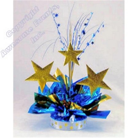 Awesome Events STR17Q Starry Night Centerpiece, 2 Pack](Starry Night Centerpieces)