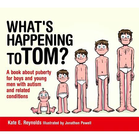 What's Happening to Tom? : A Book about Puberty for Boys and Young Men with Autism and Related Conditions - Names Related To Halloween