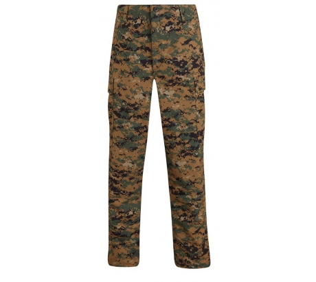 Propper Genuine Gear BDU Trousers, 60/40 Cot/Pol, Made in Haiti, Woodland Camo -
