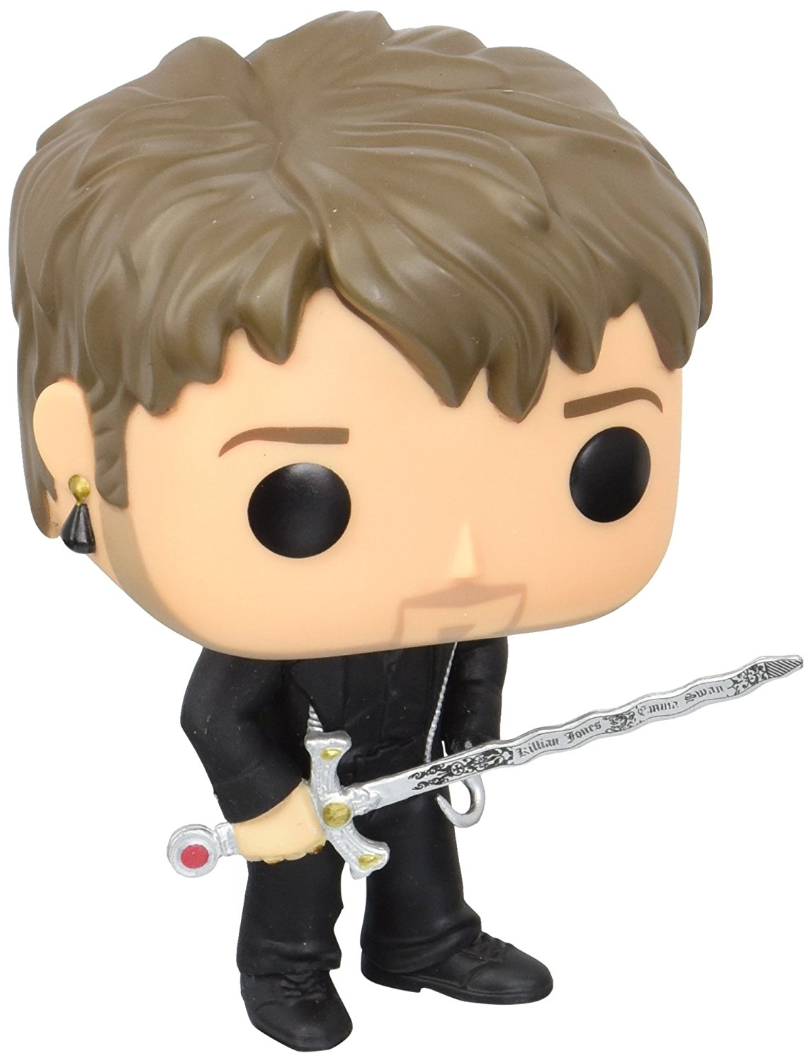 POP TV: Once Upon a Time – Hook with Excalibur Figure, Ship from America by