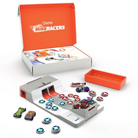 Olmo Leather (Osmo Hot Wheels MindRacers Game (iPad Base required) )
