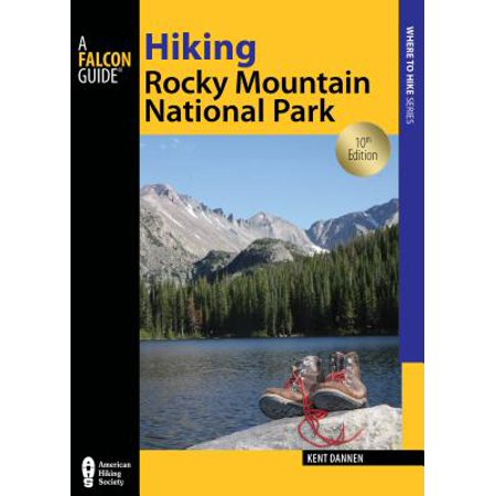 Hiking Rocky Mountain National Park : Including Indian Peaks Wilderness - Paperback - Wilderness Road State Park Halloween