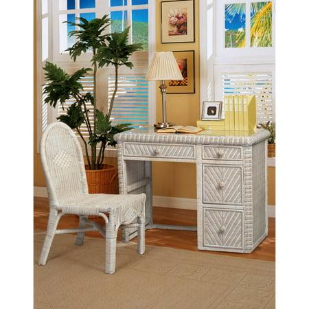 Sea Winds Santa Cruz Computer Desk & Chair Set ()