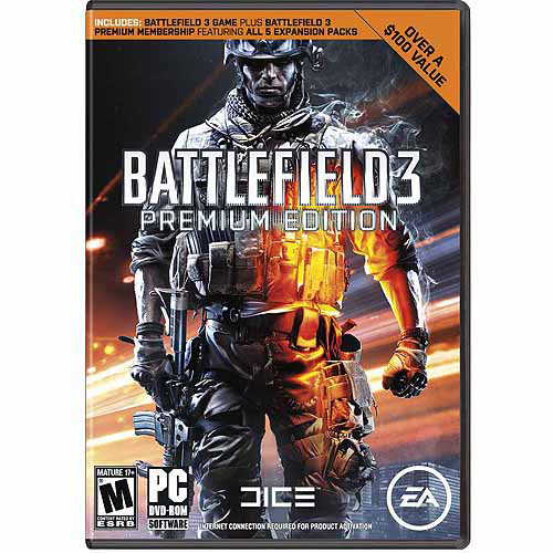 Battlefield 3 Premium Edition (PC) (Digital Code)
