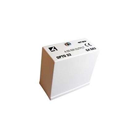 Opto 22 G4DA3 Analog Output +4 to +20 mA Output Module ()