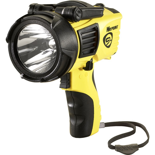 Streamlight Waypoint LED 4C Spotlight, Yellow