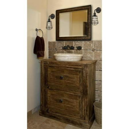 Williston Forge Deadra 1-Light Bath Sconce - Walmart.com