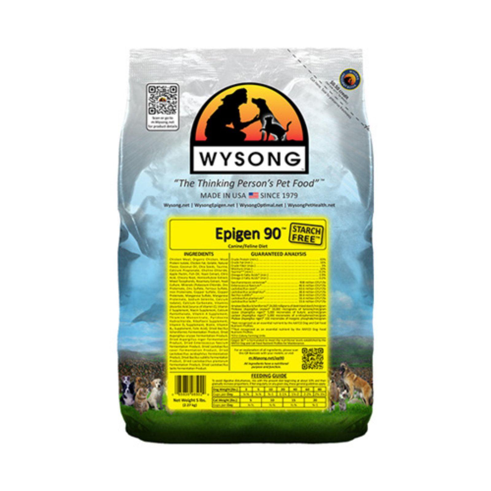 Wysong Corporation Wysong Epigen 90 Canine / Feline Diet