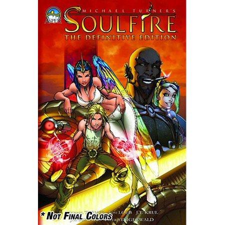 Michael Turner's Soulfire Definitive Edition Volume 1 (2004 Michael Turner)