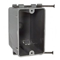 RACO 7820RAC Electrical Box,Cable,20.3 cu. in.,1 Gang