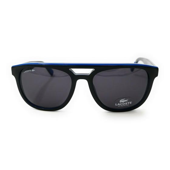 670eb39716de Lacoste - LACOSTE Sunglasses L828S 001 Black Rectangular Mens ...