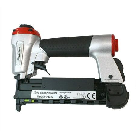 Air Locker P625 1/2 to 1 Inch Heavy Duty 23 Gauge Micro Pin (Best Micro Pin Nailer)