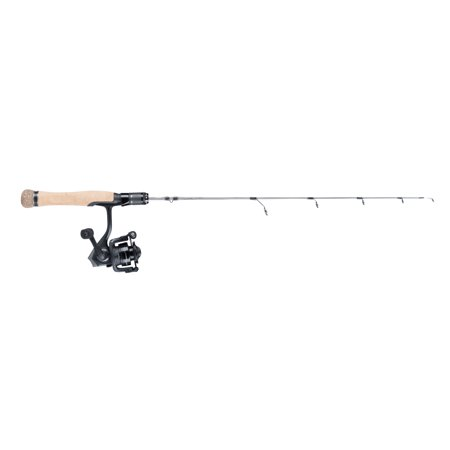 Abu Garcia Venerate Ice Spinning Reel and Fishing Rod
