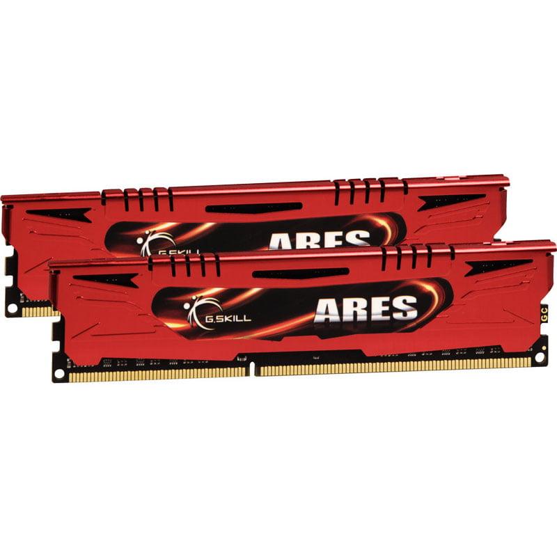 G.Skill F3-1600C9D-16GAR Ares 16GB (2x8GB) DDR3-1600Mhz Memory RAM