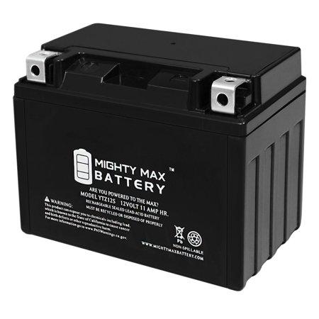 YTZ12S 12V 11AH Battery for Honda 1000 RVT1000R RC51 2000-2006 (Honda Rc51)