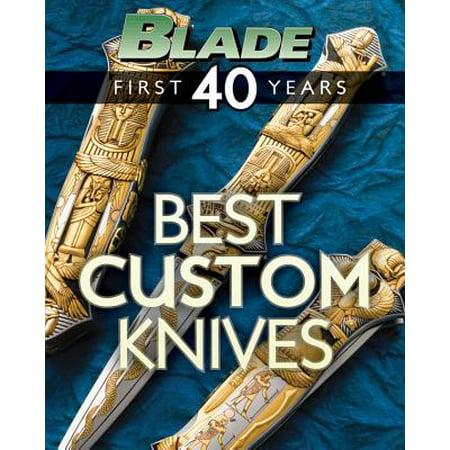 BLADE's Best Custom Knives - eBook