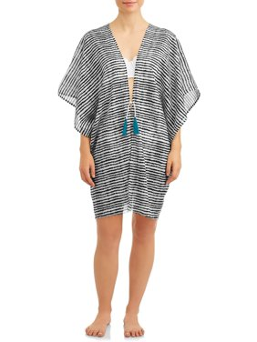 Eliza May Rose Women's tie front swim suit cover-up