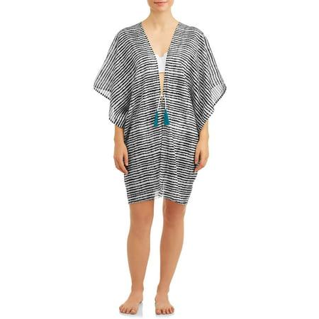Eliza May Rose Women's tie front swim suit (Neoprene Swim Sleeves)