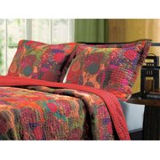 Global Trends Josie Quilted Pillow Sham