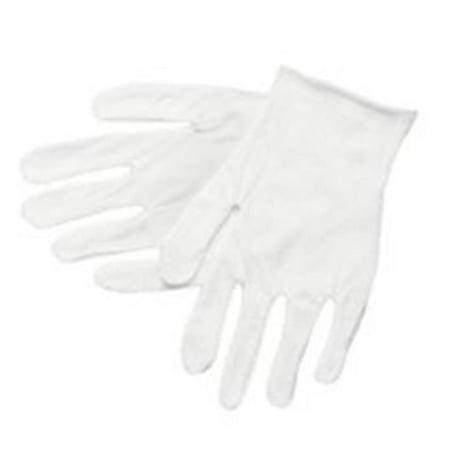 Mens Cotton Inspector Gloves Reversible - 9 in. - image 1 de 1