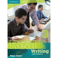 Cambridge English Skills Real Writing 3 with Answers
